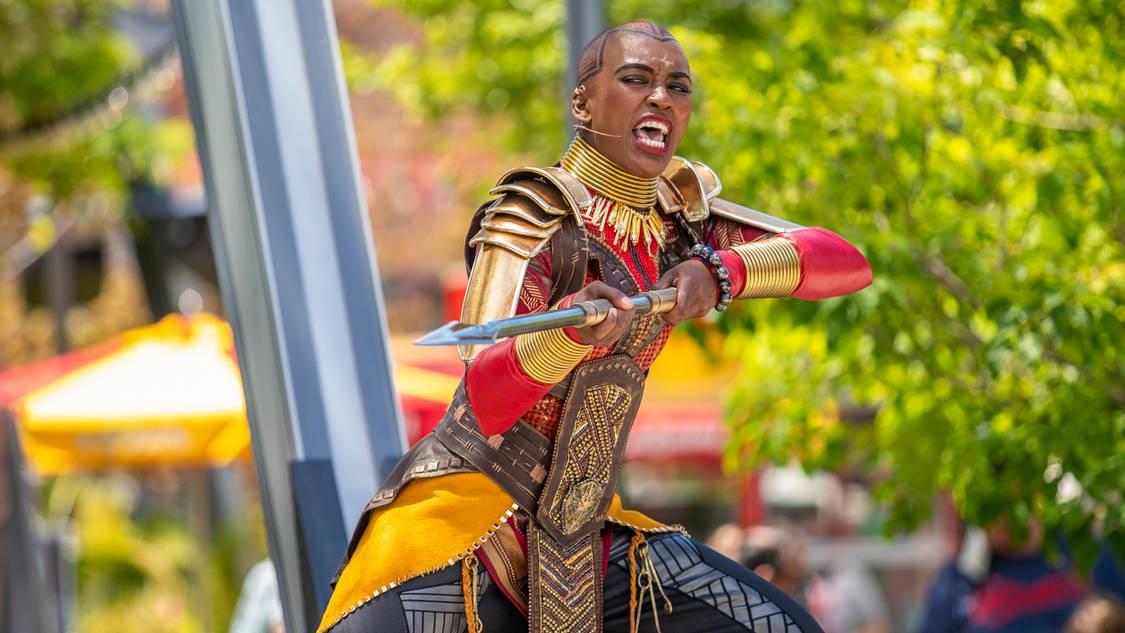 Disneyland divulga horários de apresentações do Avengers Campus
