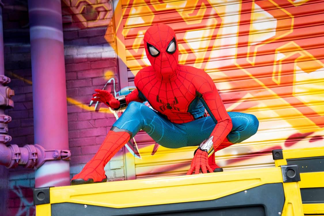 Disney fará Live direto do Avengers Campus