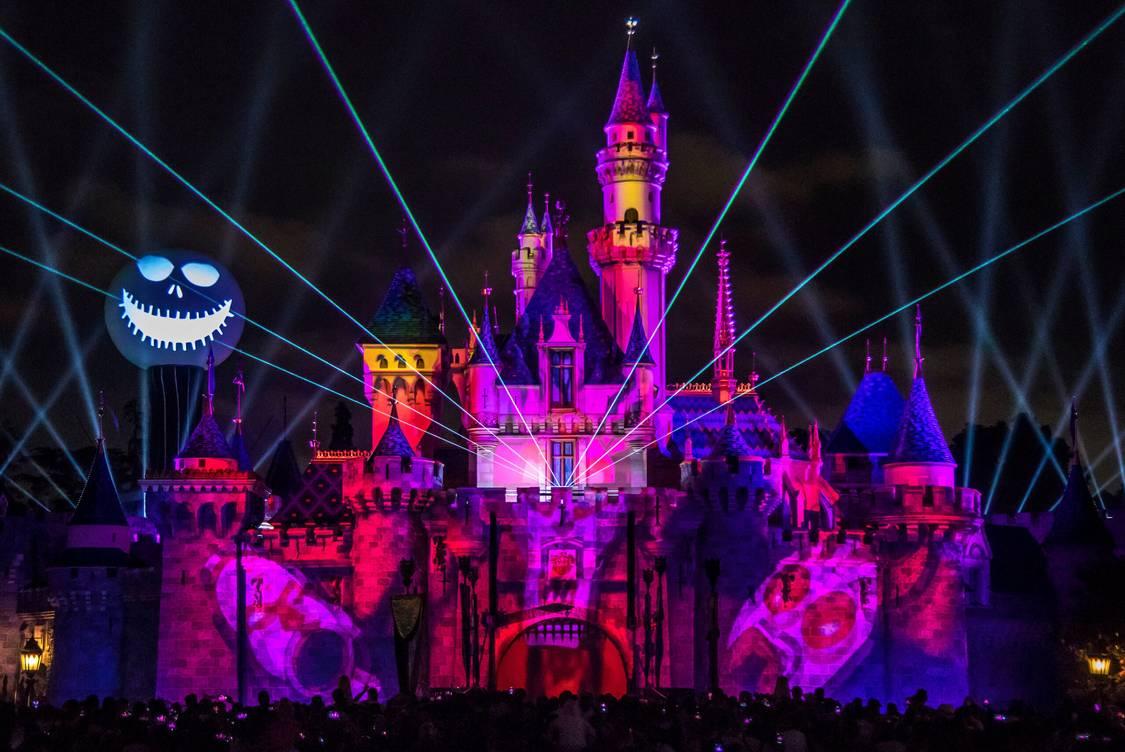 Disneyland está pronta para o Halloween