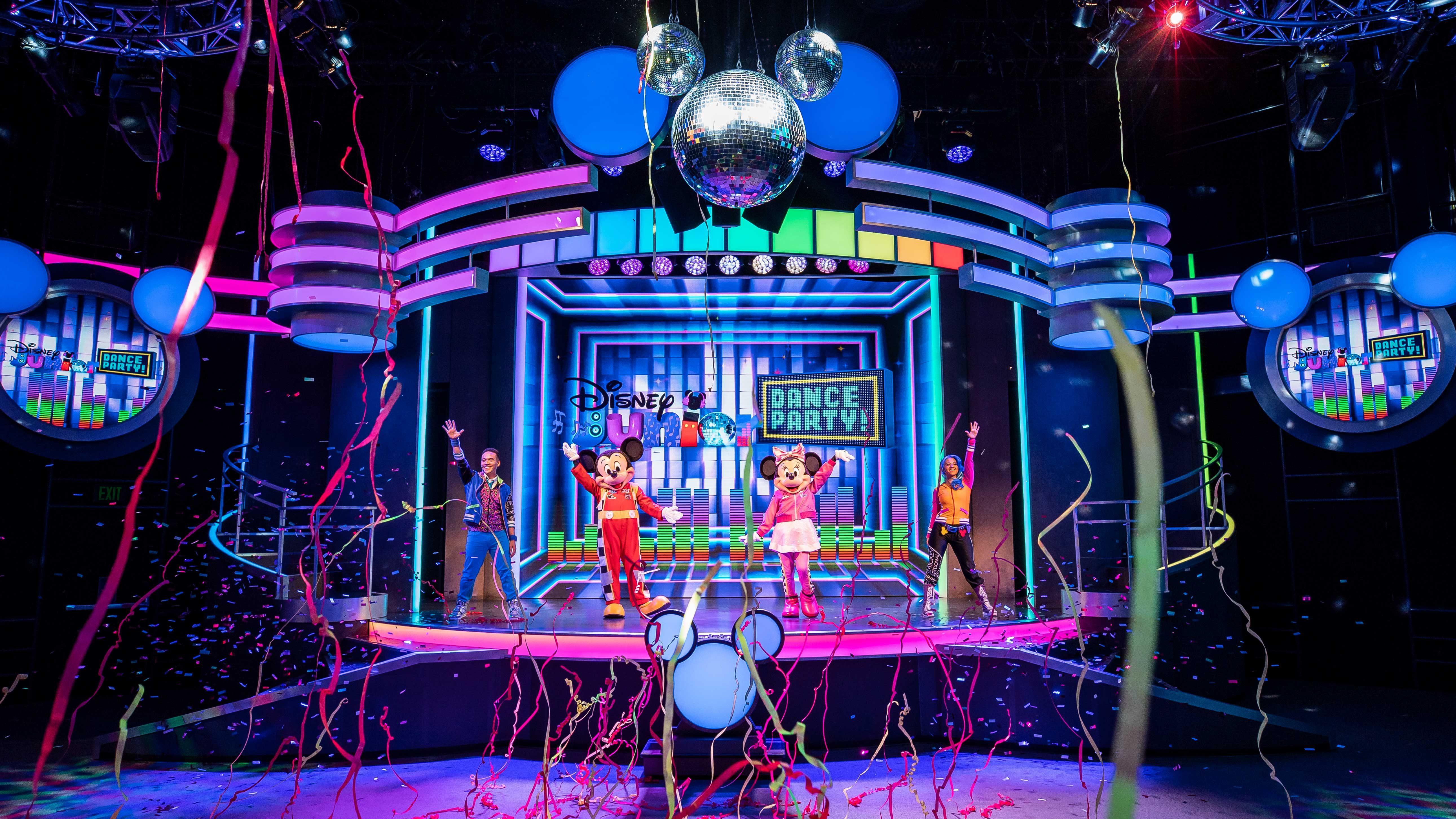 """""""Disney Junior Dance Party"""" volta amanhã ao Disney California Adventure"""